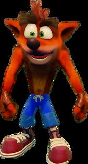 Crash N Sane Trilogy Crash Bandicoot.png