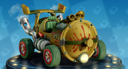 Nitro-Fueled Compresseur - Tache