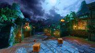Nitro Fueled Temple Tigre décor