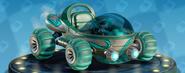 Nitro-Fueled Doom Buggy - Le kraken