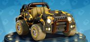 Nitro-Fueled Crikey - Camouflage