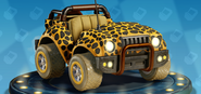 Nitro-Fueled Crikey - Taches de girafe
