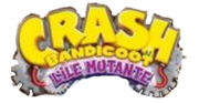 Crash l'ile mutante logo.png
