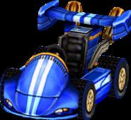 CNK Kart Bandicoot