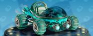 Nitro-Fueled Doom Buggy - Submergé