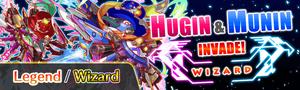 Hugin & Munin Invade!