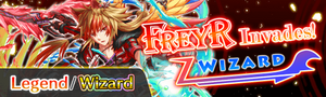 Freyr Invades!