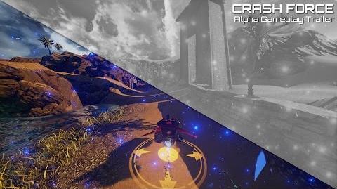 Crash Force - Alpha Gameplay Trailer