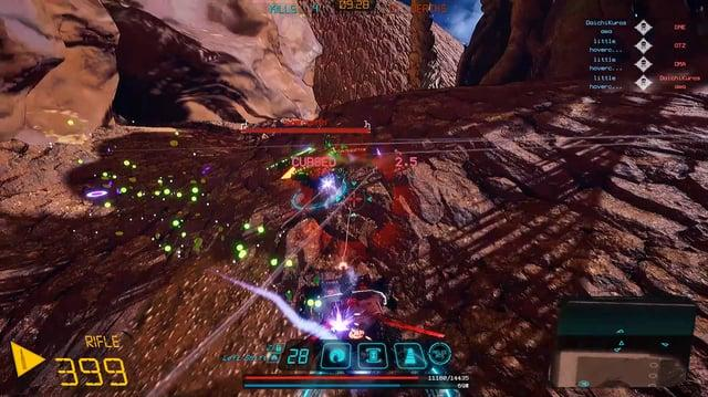Crash Force - Testing Maximum Damage on Aquila Rapax
