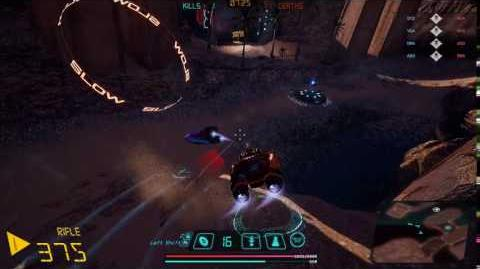 Ability Preview - Gameplay Aquila Warp