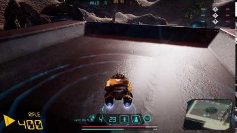 Ability Preview - Aquila Warp