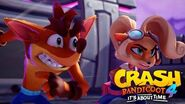 Crash Bandicoot™ 4 It's About Time – Gameplay Launch Trailer