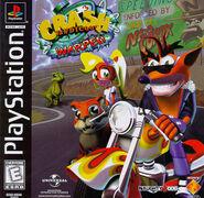Crash Bandicoot 3 cubierta