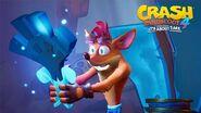 Crash Bandicoot™ 4 It's About Time Tráiler de juego narrado LATAM