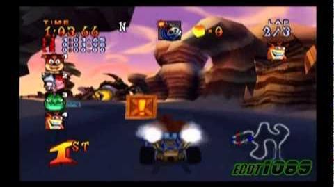 Crash Nitro Kart (Walkthrough) Part 31