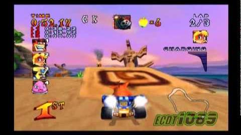 Crash Nitro Kart Walkthrough - Reto CNK