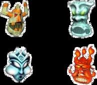 Crash Bandicoot The Wrath of Cortex The Elementals.png
