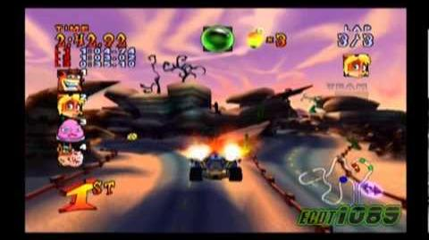Crash Nitro Kart (Walkthrough) Part 23
