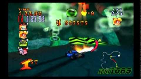 Crash Nitro Kart (Walkthrough) Part 14