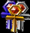 I tre tipi di reliquie: Zaffiro, Oro e Platino