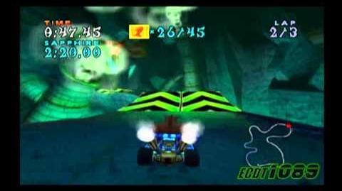 Crash Nitro Kart (Walkthrough) Part 21