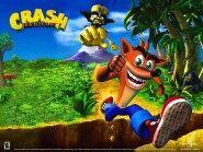 Crash Bandicoot XS arte promocional
