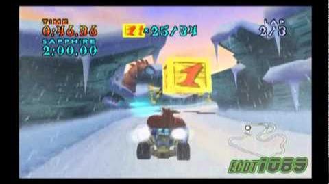 Crash Nitro Kart (Walkthrough) Part 19