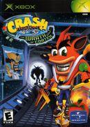Crash Bandicoot The Wrath of Cortex (Xbox)
