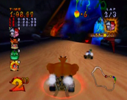 Inferno Island PS2