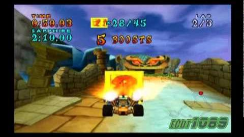 Crash Nitro Kart (Walkthrough) Part 17