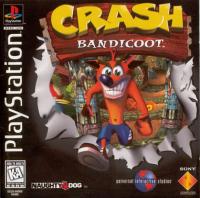 Crash Bandicoot cubierta