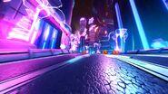 CTR-NF Electron Avenue Screenshot
