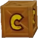 Crash Bandicoot N. Sane Trilogy Check Point Crate