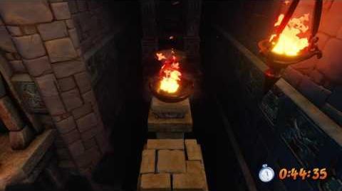 Crash Bandicoot - Jaws of Darkness Platinum Relic 22 26