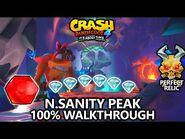 Crash Bandicoot 4 - 100% Walkthrough - N