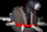 Crash Bandicoot Spiked Probe