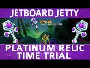 Crash Bandicoot 4 - Jetboard Jetty - Platinum Time Trial Relic (0-46