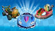 Neon Circus Karts
