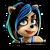 CTRNF-Raccoon Ami Icon