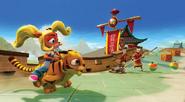 Crash Bandicoot N. Sane Trilogy Orient Express
