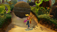 Crash Bandicoot N. Sane Trilogy Boulders
