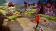 Crash Bandicoot N. Sane Trilogy Double Header