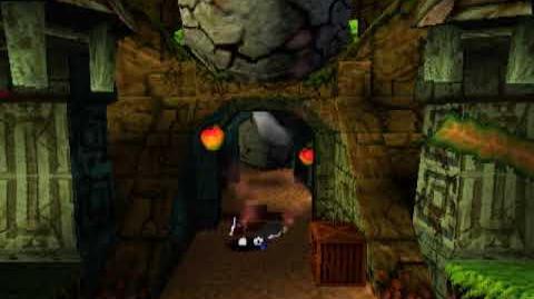 Crash Bandicoot - E3 Beta Version, Part 14 Boulder Dash-1