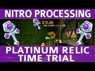 Crash Bandicoot 4 - Nitro Processing - Platinum Time Trial Relic (2-11
