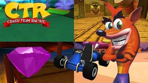 Crash Team Racing - Purple Gem Cup-0
