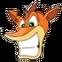 Crash Twinsanity Crash Bandicoot Life Counter Icon