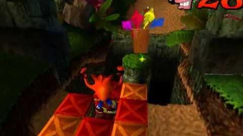Crash Bandicoot - E3 Beta Version, Part 7 Rolling Stones