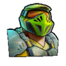 CTRNF-Dirtbike Crunch Icon