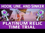 Crash Bandicoot 4 - Hook, Line and Sinker - Platinum Time Trial Relic (1-10