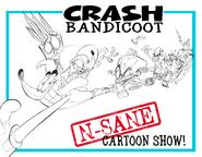 N-Sane Cartoon Show